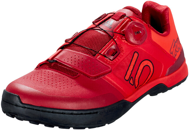 adidas Five Ten Kestrel Pro Boa TLD Chaussures pour VTT Homme, strong redcore blackhi res red